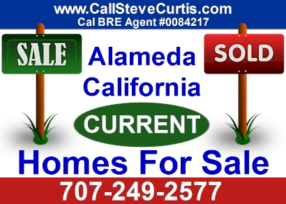 Homes for sale in Alameda, Ca