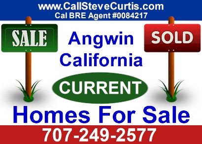 Homes for sale in Angwin, Ca