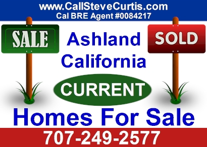 Homes for sale in Ashland, Ca