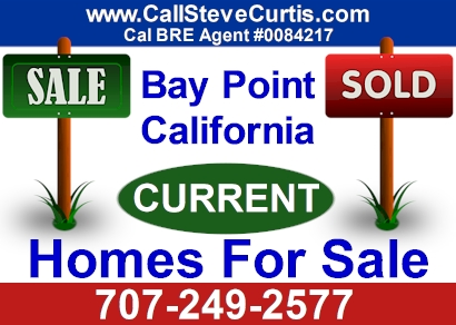 Homes for sale in Bay Point, Ca