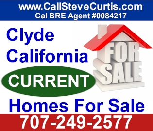 Homes for sale in Clyde, Ca