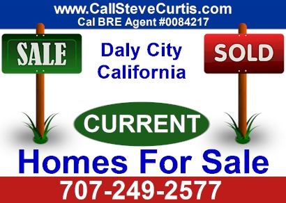 Homes for sale in Daly City, Ca