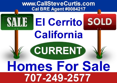 Homes for sale in El Cerrito, Ca