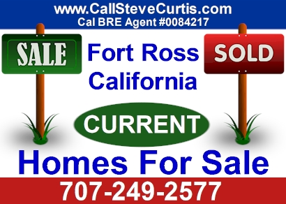 Homes for sale in Fort Ross, Ca