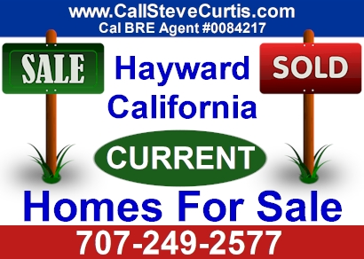 Homes for sale in Hayward, Ca