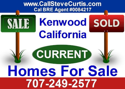 Homes for sale in Kenwood, Ca
