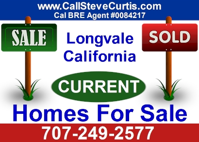 Homes for sale in Longvale, Ca