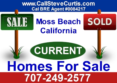 Homes for sale in Moss Beach, Ca