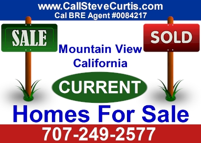 Homes for sale in Mountain View, Ca
