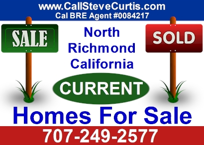 Homes for sale in North Richmond, Ca