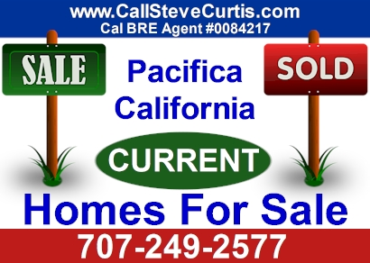 Homes for sale in Pacifica, Ca