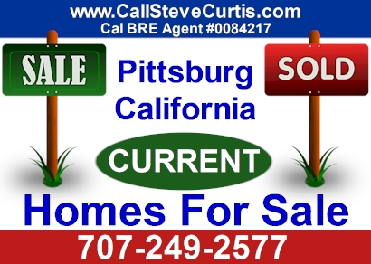 Homes for sale in Pittsburg, Ca