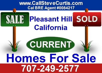 Homes for sale in Pleasant Hill, Ca