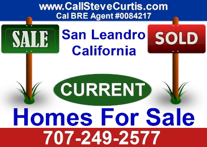Homes for sale in San Leandro, Ca