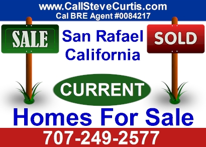 Homes for sale in San Rafael, Ca