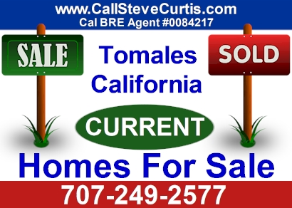Homes for sale in Tomales, Ca